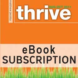 Thrive Electronic Subscription