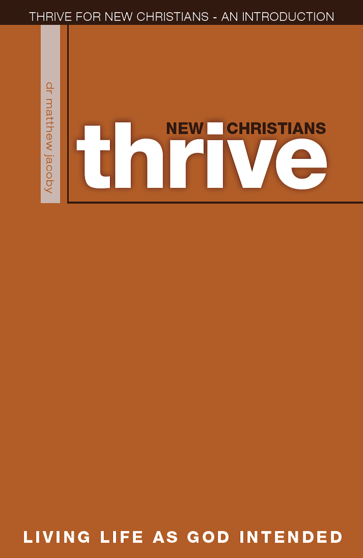 Thrive for New Christians