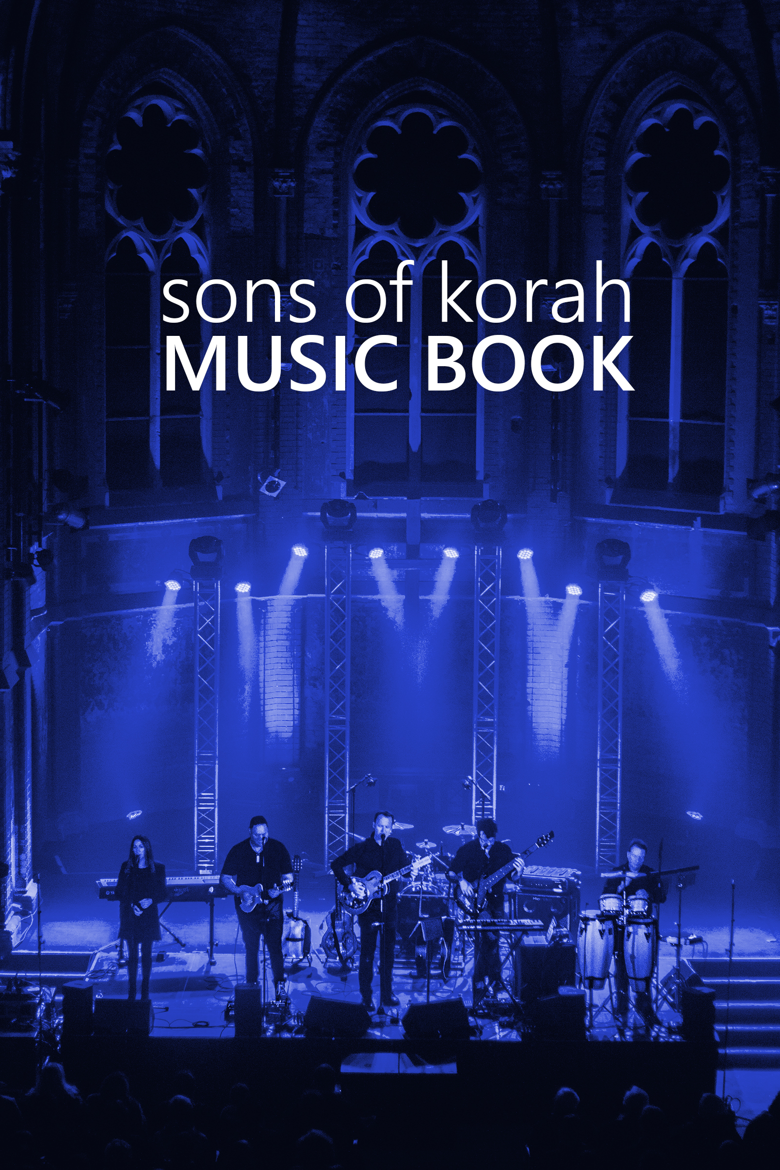 Sons of Korah Music Book