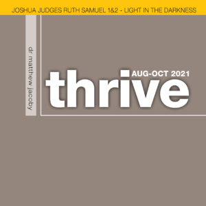 Thrive Current Issue - Physical or eBook
